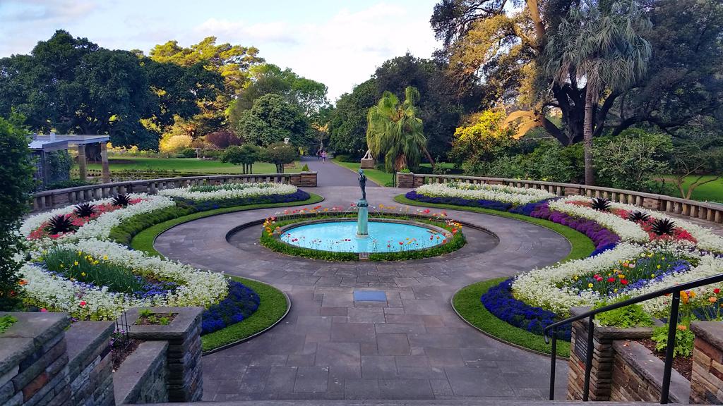 Botanic Gardent