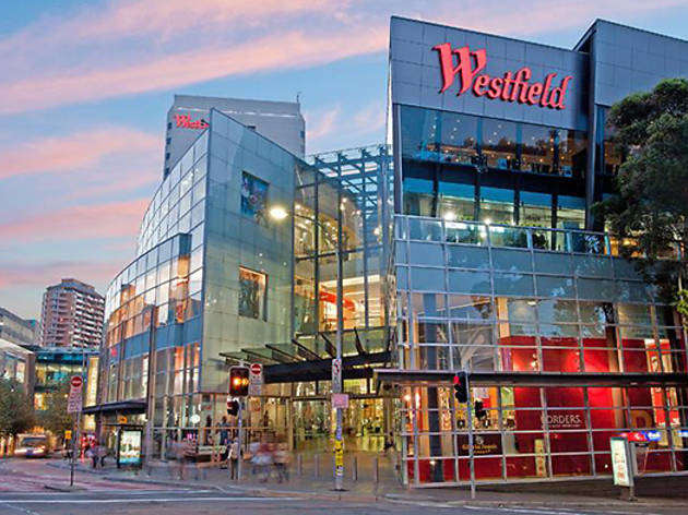 Du lich Australia: trung tâm mua sắm nổi tiếng West Field