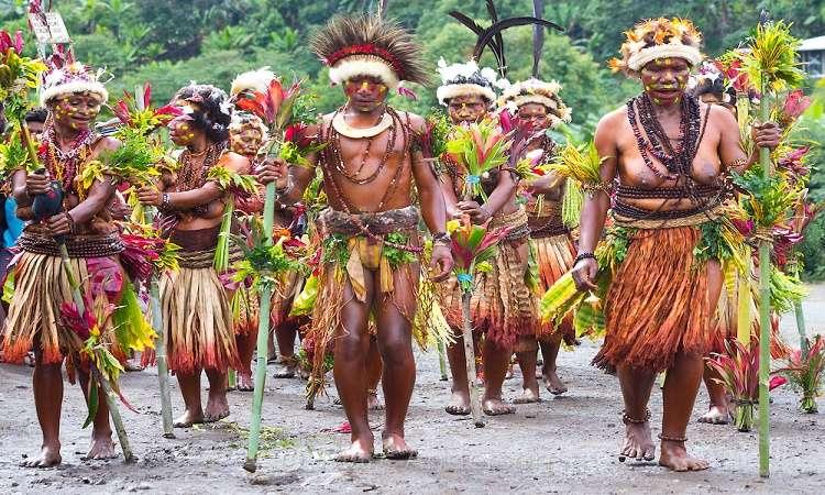 Điệu múa thổ dân Úc