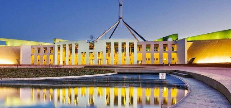 Tòa nhà quốc hội Canberra