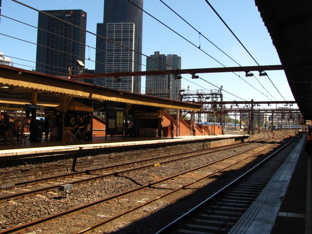 duong ray finder street Station