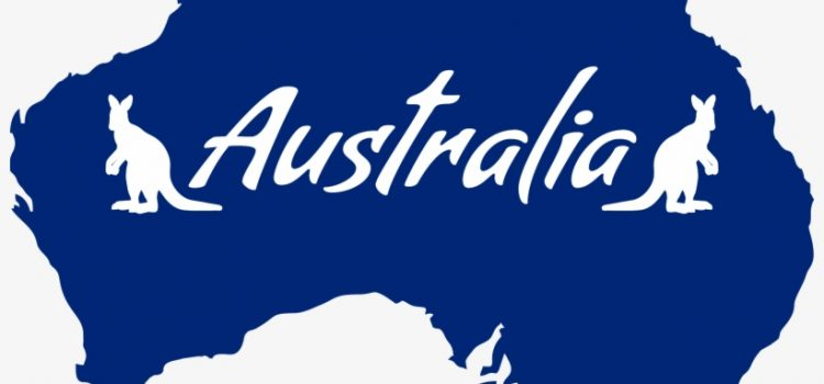 australia shape of country