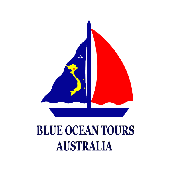 Blue Ocean Tours Australia Logo