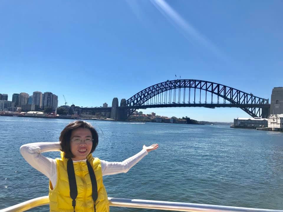 Cầu cảng Darling Harbour Sydney