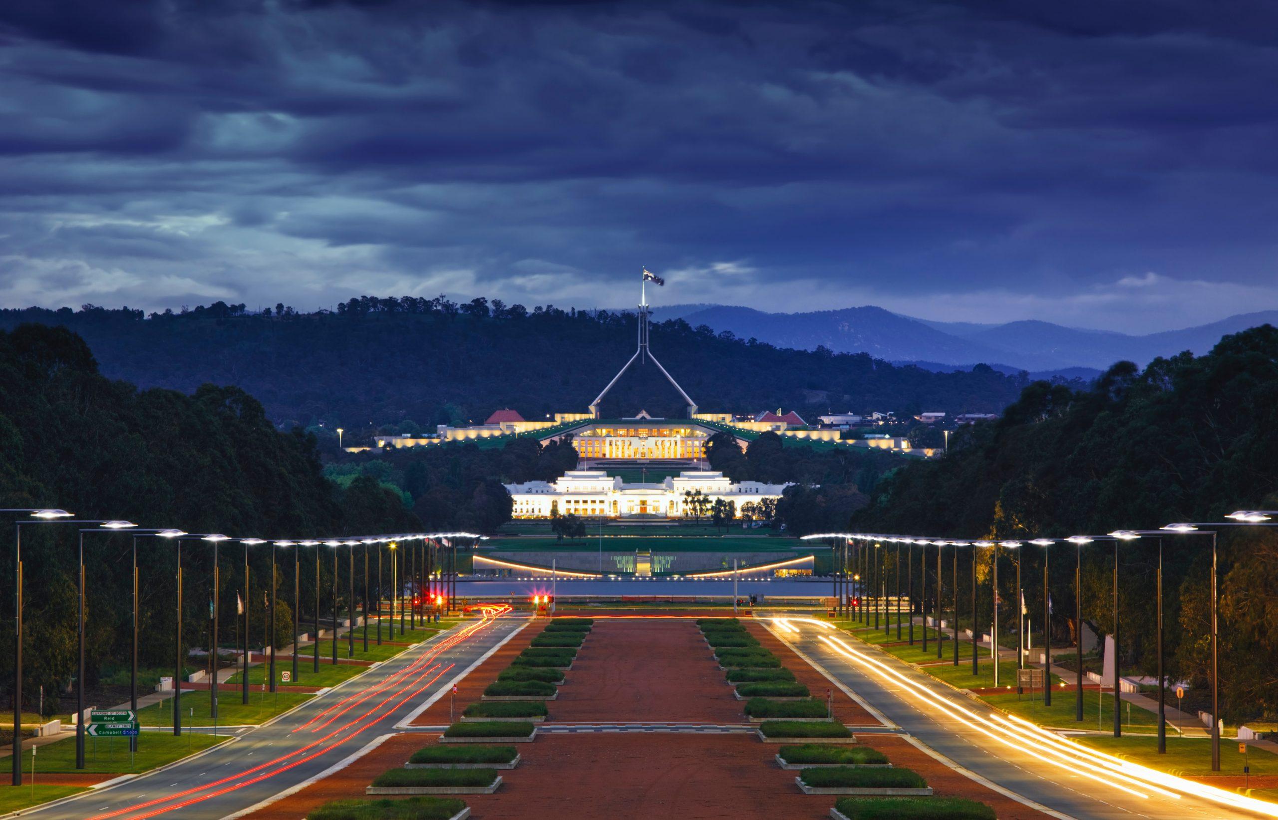 Canberra - Thủ đô nước Úc