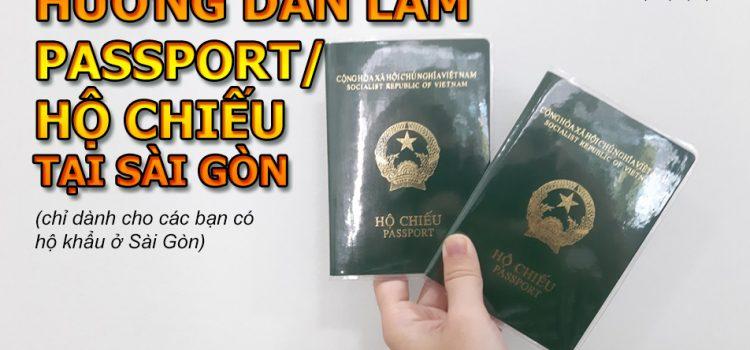 lam passport ho chieu