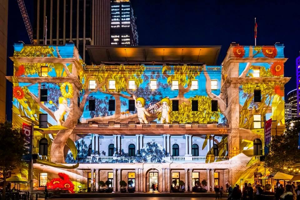 Vivid Sydney và Lễ hội triển lãm ý tưởng