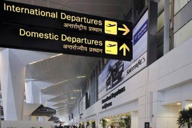 Domestics/International terminal: Ga nội địa/quốc tế