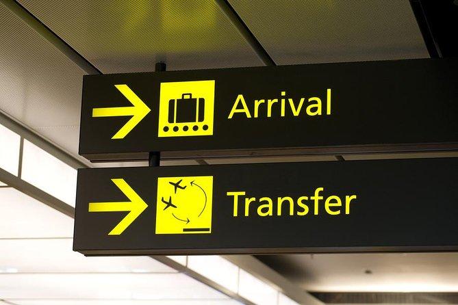 Transit/ Stopover/layover: Hướng đi khu vực quá cảnh máy bay