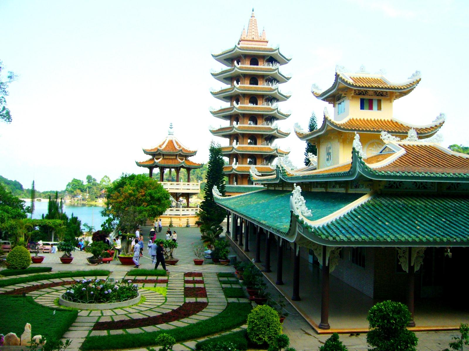 Du lịch Châu Đốc - Miền Tây 3N2Đ