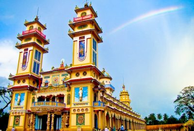 Toà thánh Cao Đài ở Tây Ninh