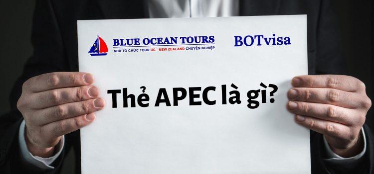 Thẻ Apec là gì?