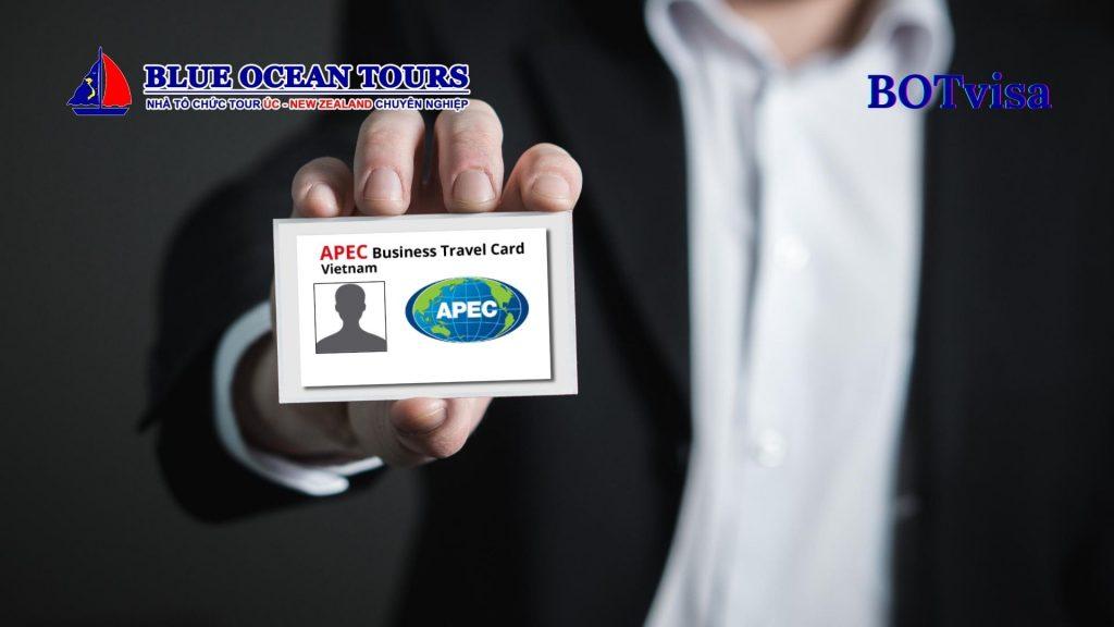 Mẫu thẻ doanh nhân ABTC