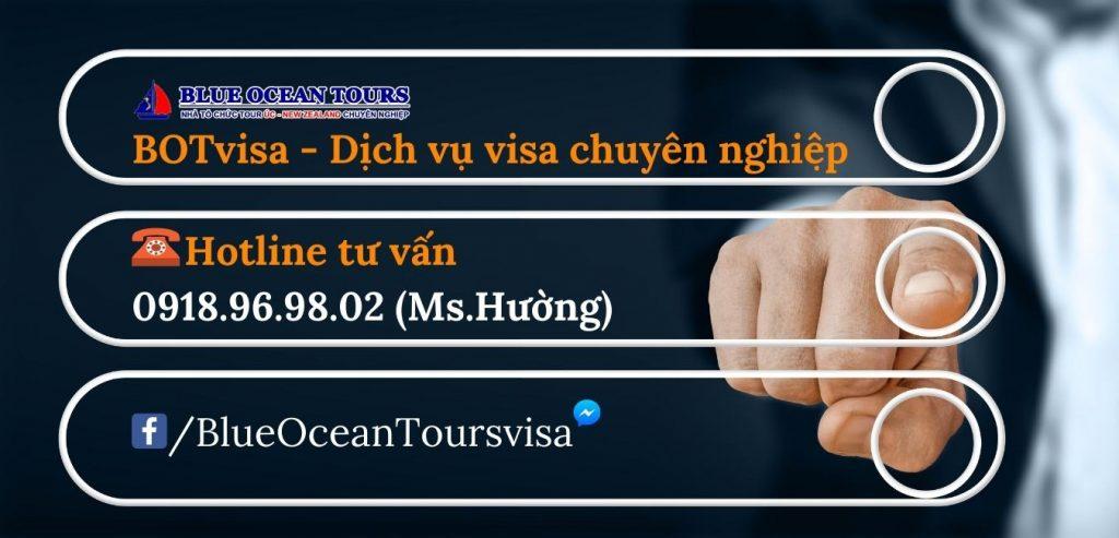 BOTvisa - Dịch vụ visa/thị thực chuyên nghiệp