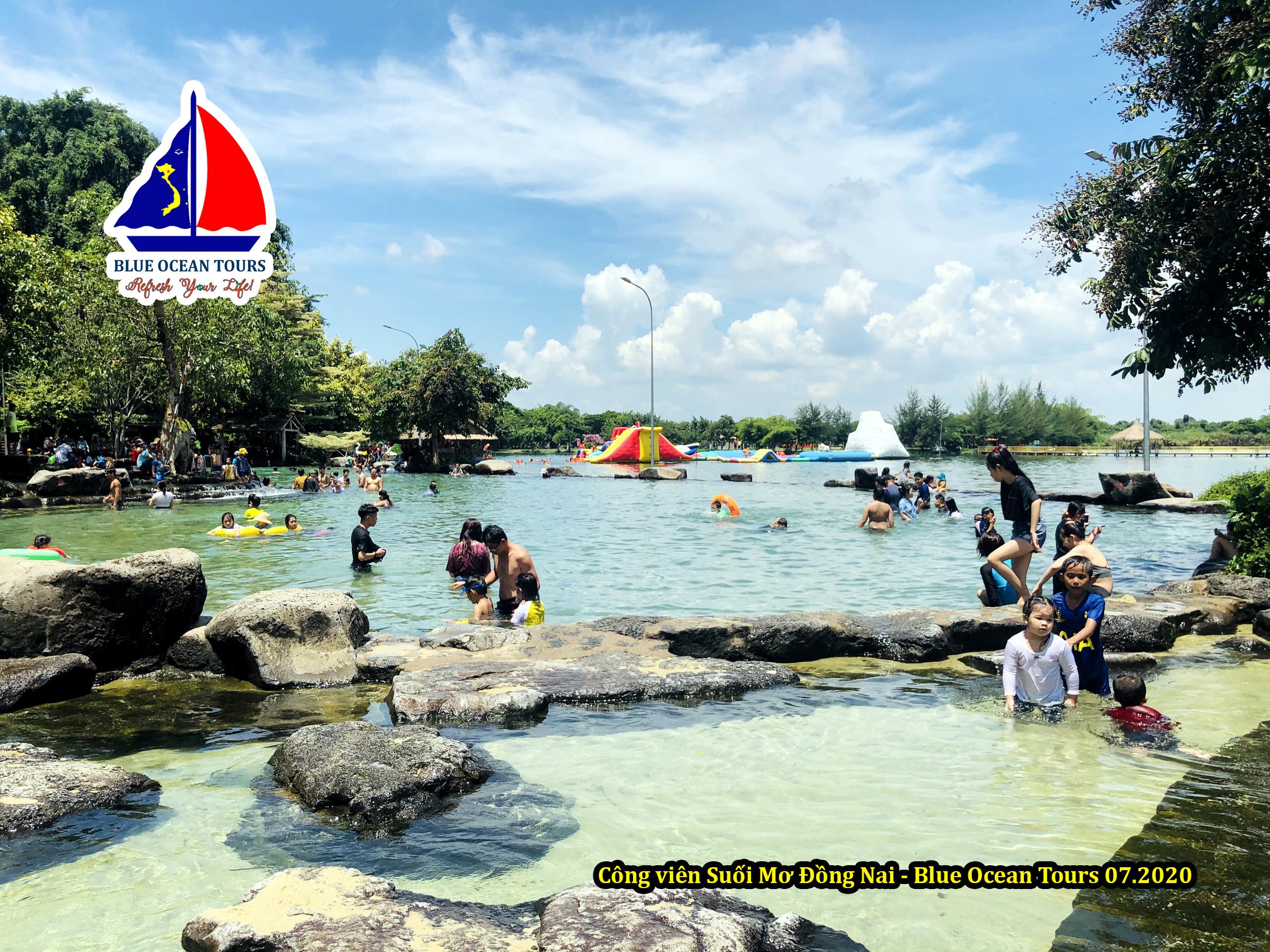 Công viên Suối Mơ tại Đồng Nai